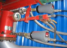 火检光纤套管