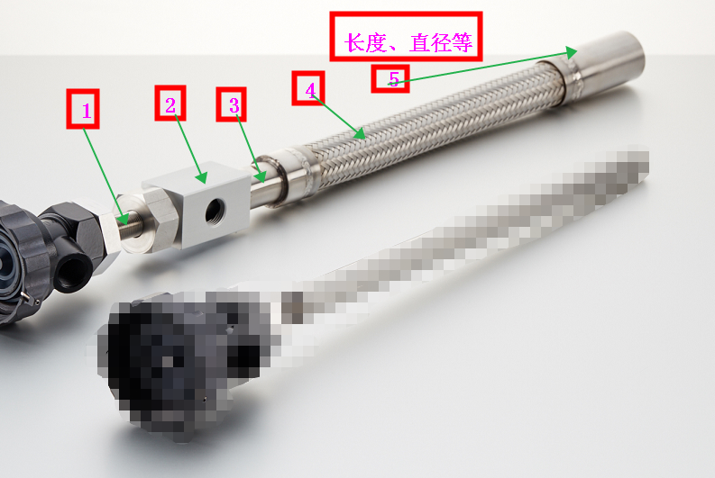 火检光纤套管(导管)
