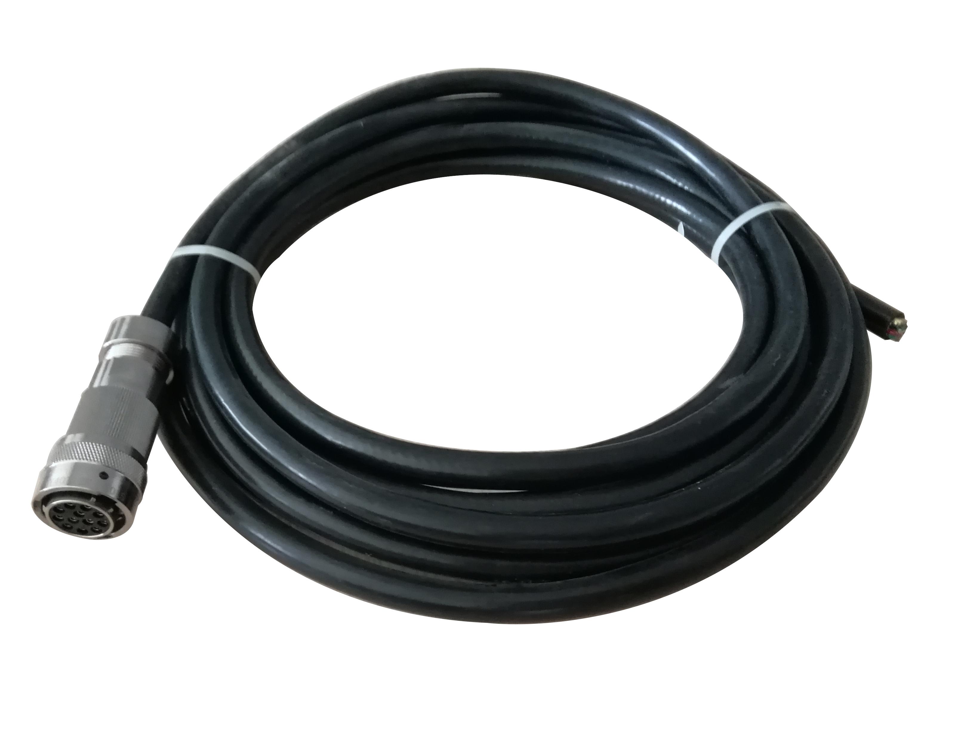 高压屏蔽点火电缆